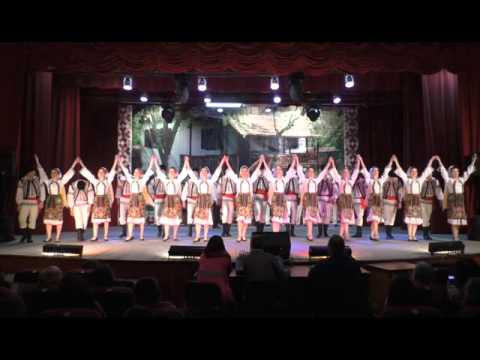 Concert susţinut de ansamblul JOC la Anenii Noi, martie 2016, video complet