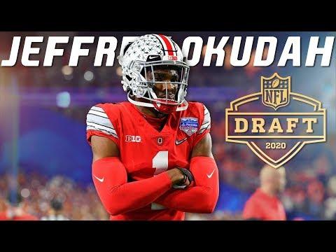 Best CB In The 2020 NFL Draft | Jeff Okudah Ohio State Highlights ᴴᴰ