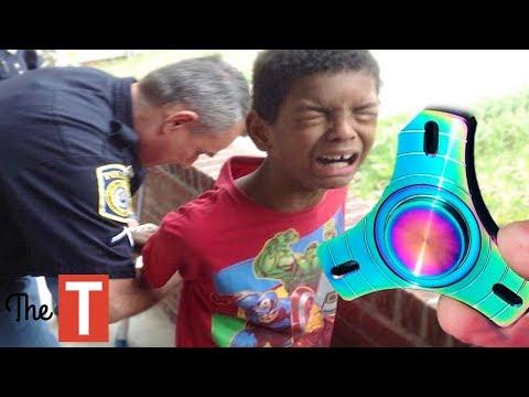 10 Strangest Reass Kids Toys Were BANNED In Schools