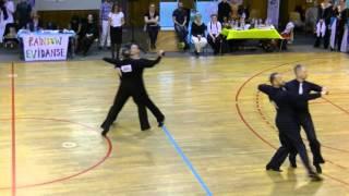 Same sex competition Paris 2016 Tango Final Men