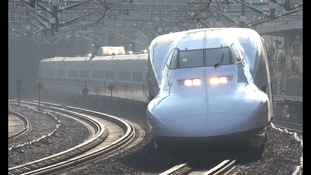 4k 22 Japanese Bullet Train High