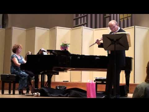 "Dvorak ""Songs my mother taught me"" played by William Bennett"