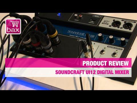 Soundcraft Ui12 Ui16 Installation Amp Erste Schritte Doovi