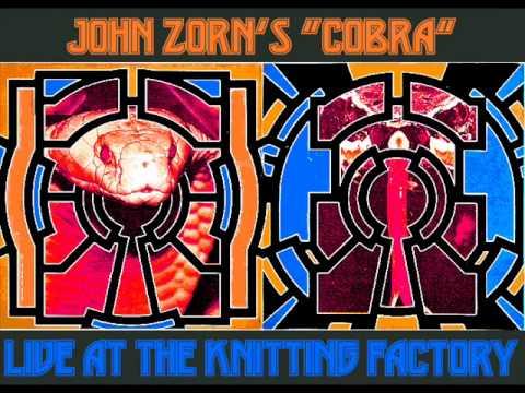 "John Zorn's ""COBRA"" live at The Knitting Factory"