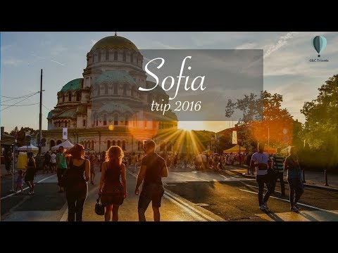 Sofia, November 2016 - G&CTRAVELS [FullHD 1080p]