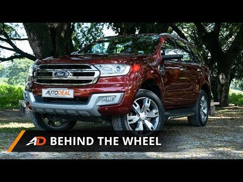 2018 Ford Everest 3.2 Titanium+ 4x4 -...