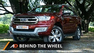 2018 Ford Everest 3.2 Titanium+ 4x4 - Behind The Wheel
