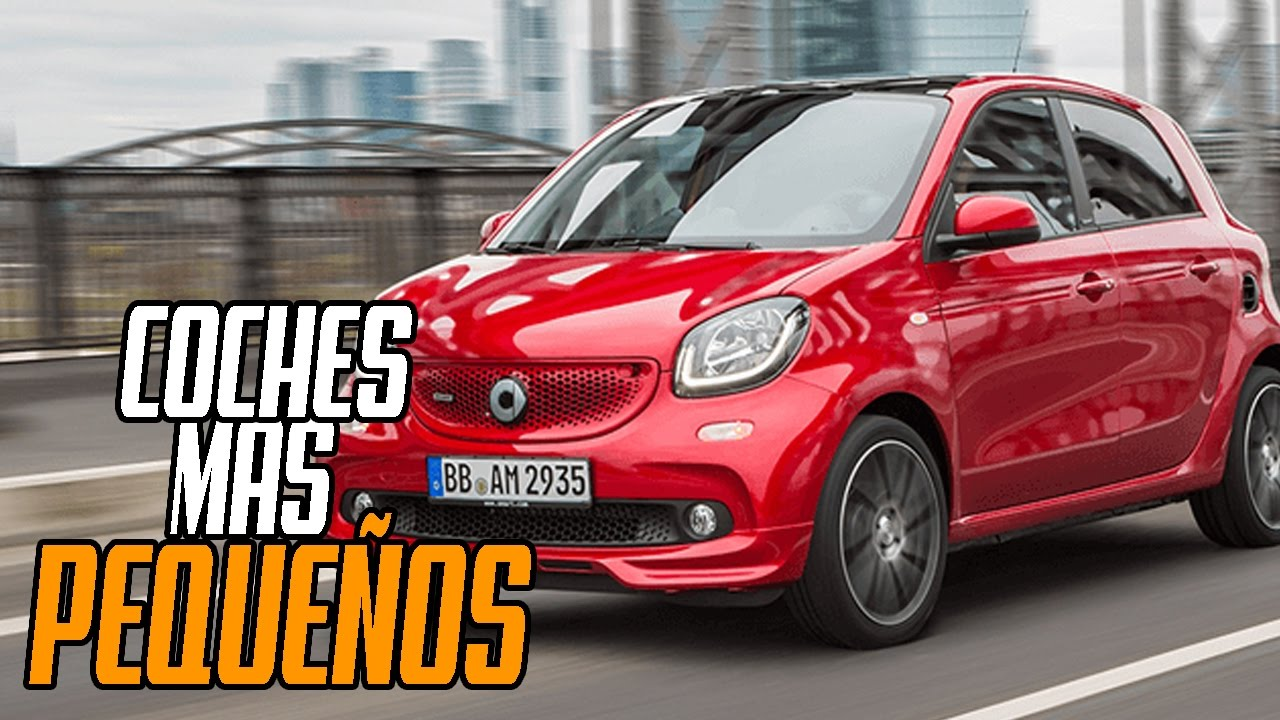 Autos Mas Pequeños Del Mercado 2017 Whatthecar Youtube