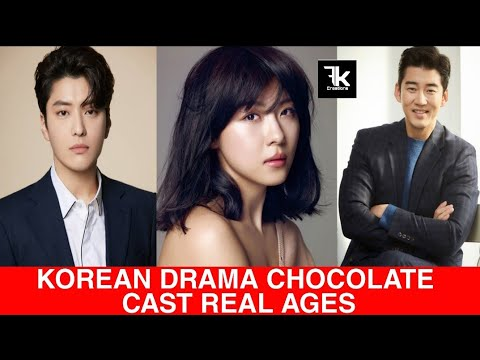 New Korean Drama | Chocolate 2019| Cast Real Ages | Ha Ji Won | Jang Seung Jo | Korean Drama