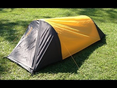 Eureka Solitaire Tent  Review - The Outdoor Gear Review & Eureka Solitaire Tent : Review - The Outdoor Gear Review - YouTube