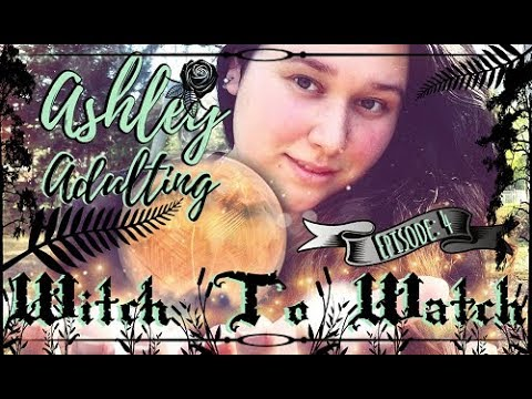 ????Our Fellow Tree Hugging Dirt Worshiper???? | ☽Witch To Watch: Ashley Adulting☾ | ☙Ep. 4❧