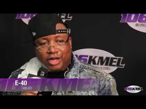 New E-40 & Big Sean Song on'Sharp On All 4 Corners 3 & 4' ?! | Interview