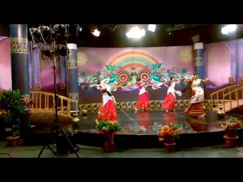 Creative Dance by Dr.Bhupen Hazarikas song by Raginee