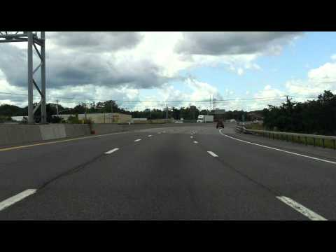 Interstate 690 (Exits 6 to 1) westbound