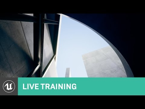 Unlock New Possibilities in Architectural Design with Unreal Engine | Webinar | Unreal Engine