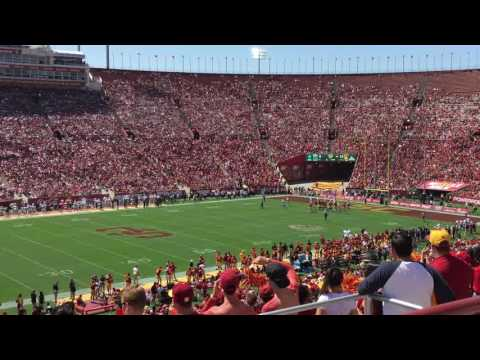 USC Fight Song (Live) - USC Football vs. Utah State