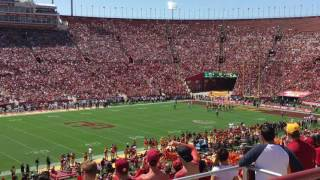 USC Fight Song (Live) - USC Football vs. Utah State