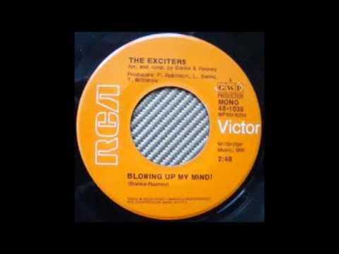 The Exciters-Blowing Up My Mind