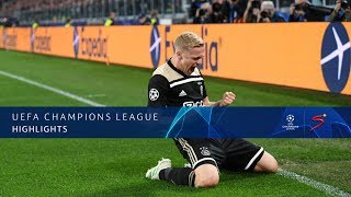 UEFA Champions League | Juventus vs Ajax | Highlights