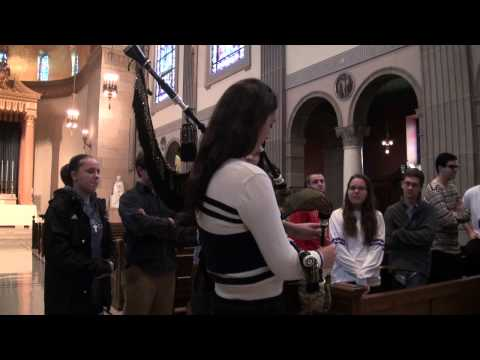 Cristina Pato - College of the Holy Cross Residency, Fall 2014
