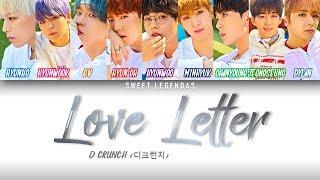 D-CRUNCH - Love Letter