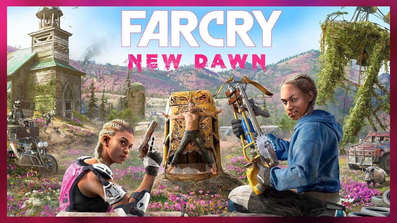 ŠÍLENÁ DVOJČATA! | Far Cry New Dawn