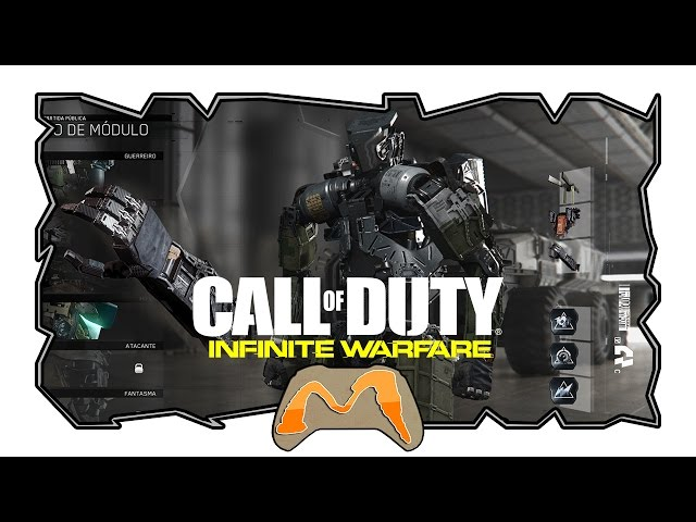 Call Of Duty Infinite Warfare - SinÁptico - Ceifador - 8 Kills