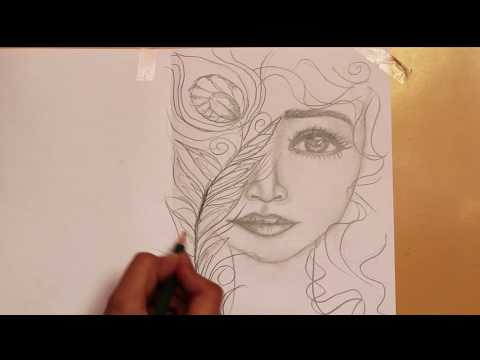 how-to-draw-a-face-sketch-|-step-by-step-|-for-beginners-tutorial-|-tuba-arts