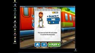 How to download Subway Surfers for PC (100% working)