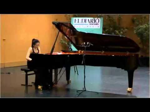 "Stravinsky Tres moviemientos de ""Petrushka"", Jenna Sung"
