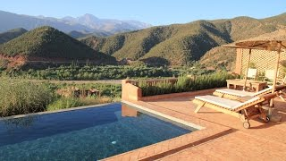 Kasbah Bab Ourika - a Moroccan mountain retreat
