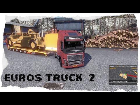 euros truck 2  EUROPE & AFRICA MARIO 10 2 MAP 1 16 X