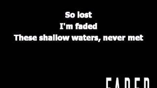 [Lyrics] Alan Walker - Faded (Restrung)