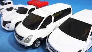 헬로카봇 또봇 6대 스타렉스 댄디 또봇 X 에볼루션 Y 쉴드온 카봇 에이스 6 Hello CarBot TOBOT transformers car toys