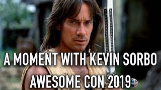 Awesome Con - Kevin Sorbo