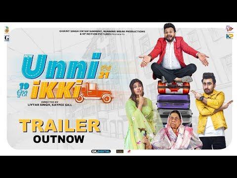 UNNI IKKI (Official Trailer) Jagjeet Sandhu | Karamjit Anmol | Sawan Rupowali | Movie Rel 11Oct