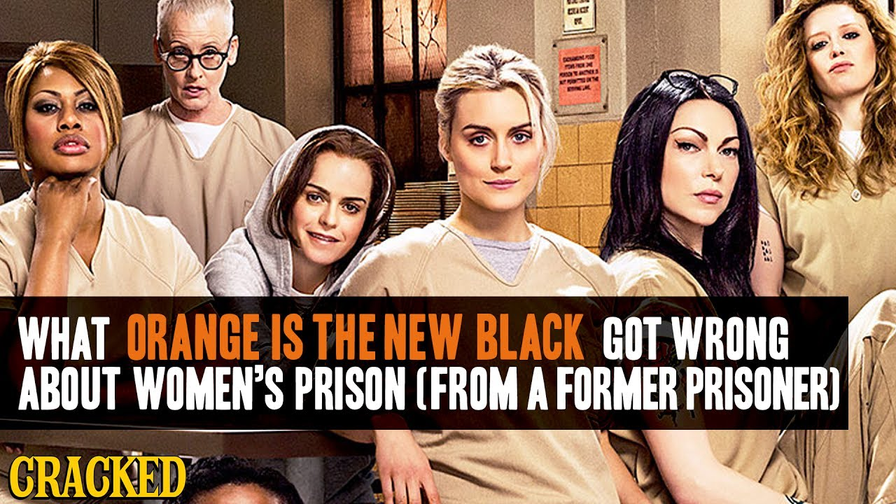 new product 87775 2020e What Orange Is The New Black Got Wrong About Women s Prison (From A Former  Prisoner)
