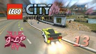 Let's Play Lego City Undercover (Wii U #13): Verfolgungsjagd im Sportwagen [Deutsch/HD]