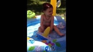 Ivanino prvo kupanje