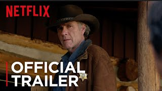 Longmire - The Final Season | Official Trailer [HD] | Netflix