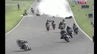 Video 6 Pembalap MotoGP yang Tewas Kecelakaan di Sirkuit