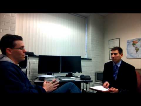 Information Security, Interview with Dr. Twitchell