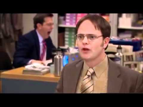 The Office - Morse Code Prank