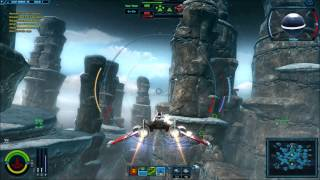 "Star Wars: The Old Republic - Galactic Starfighter ""Kuat Mesas"""