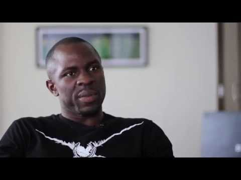 Gbenga Akinnagbe - How I Got Into Acting (@AmaruDonTV)