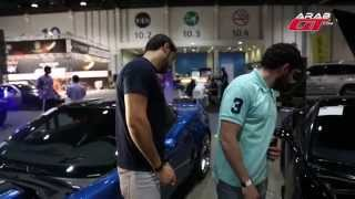 Abu Dhabi Custom Show 2015 Part 2 معرض ابو ظبي كستم شو 2015 جزء