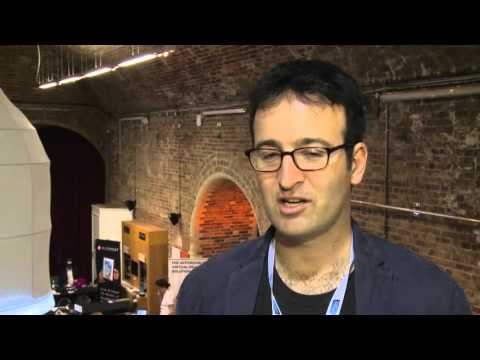 unBound London 2015: INTERVIEW - Eyal Gura - Zebra Medical ...