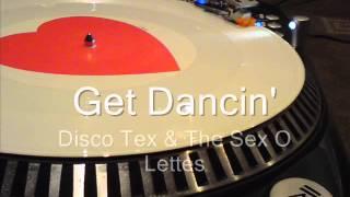 Get Dancin