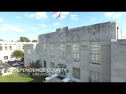 Independence County Courthouse | Association Of Arkansas Counties