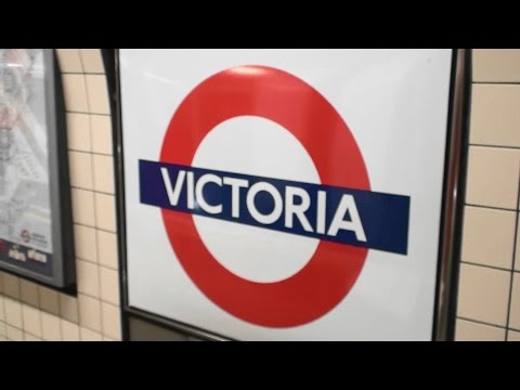 Directions From London Victoria Train Station To London Underground Station/Subway /Tube